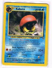 POKEMON NEO DISCOVERY  KABUTO CARD 56/75      - FREE P&P
