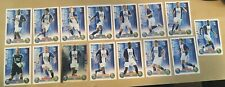 15 Trade Cards Birmingham Players. Series Match Attax 2007/08 - 1 Shiny