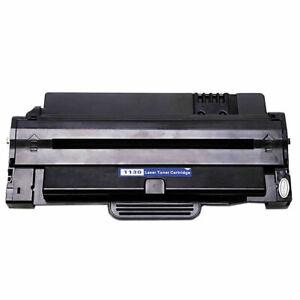 1x Compatible Toner for Dell 1130 1130N 1133 1135 1135N Black Cartridge Printer