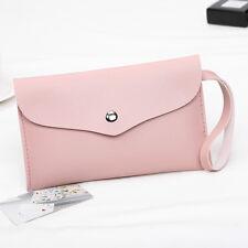 Well Lady Women Leather Clutch Wallet Zip Long Card Holder Case Purse Handbag