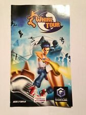 WHIRL TOUR DOL-GWUP-FRA-M NOTICE NINTENDO GAMECUBE