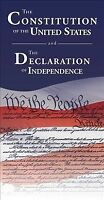 Constitution of the United States and the Declaration of Independence, Paperb...