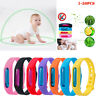 Anti Mosquito Pest Insect Bug Repellent Repeller Wrist Band Bracelet Band 1-50PC