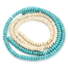Wholesale 200 Howlite Turquoise Loose Round Spacer Beads  6mm ,Hole Size 2mm