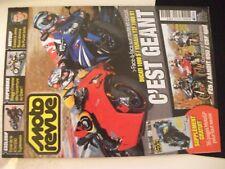 **j Moto Revue n°3750 Ducati 1098S - Yamaha YZF 1000 R1 / KTM 690 Supermoto