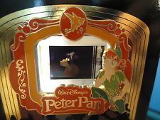 DISNEY PIECE OF DISNEY MOVIES PETER PAN NANA PIN ON CARD LE 2000