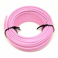 14 GA 50' Pink Audiopipe Car Audio Home Remote Primary Cable Wire