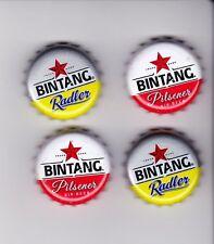 CAPSULES DE BIERE   BINTANG  PILSENEUR  &  RADLER    INDONESIE