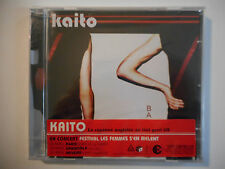 KAITO : BAND RED ( FRENCH STICKER ) ♦ CD ALBUM NEUF / NEW ♦