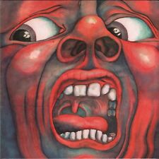 KING CRIMSON In The Court Of The Crimson King INNER KNOT Sealed 200 Gram LP