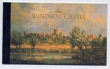 GB 2017 WINDSOR CASTLE PRESTIGE BOOKLET SG.No.DY20