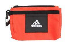Adidas TINY MINI Clutch Bags Key-ring Casual Orange Fashion Duffle Bag FQ5259