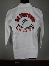 US TAEKWONDO  Uniform size 3/ 170  U.S. TAE KWON DO WEST COAST pants top