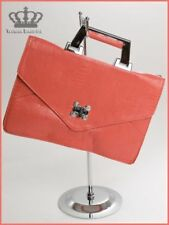 Classy Netbook Tablet PC Bag in Soft Red Tones, Design by LYDC 234R