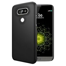 Orzly LG G5 Protective Exec-Armour Cover Case for LG G5 - Black