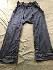 Vintage Vivienne Westwood Anglomania Samurai Trousers Size 42 Vegan