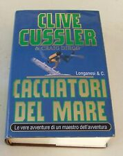 Cacciatore del mare . Clive Cussler . 1997