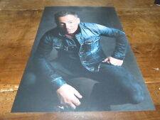 BRUCE SPRINGSTEEN - Mini poster couleurs 6 recto verso !!!!!!!!!!!!!!!