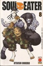 MANGA - Soul Eater N° 8 - Capolavori Manga N° 90 - 1ª Edizione USATO Sufficiente