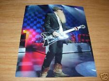 Zz Top Live 8x10 Concert Photo Billy G Gibbons #5