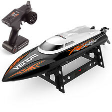 Udirc Rc Boat 2.4Ghz High Speed Remote Control Electric 4 Channel Toys for Kids