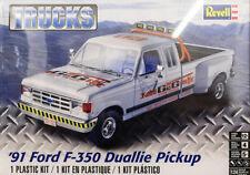 1991 ford f-350 duallie pickup truck 1:24 model kit kit Revell 4376