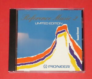 Reference Music 2 - Limited Edition (Pioneer)  -- CD / Pop Sampler