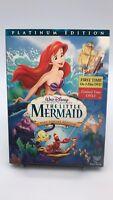 The Little Mermaid Platinum Edition DVD