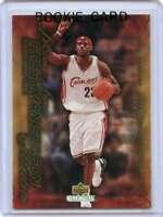 Lebron James Rookie Card 2003-04 Upper Deck Freshman Season #23