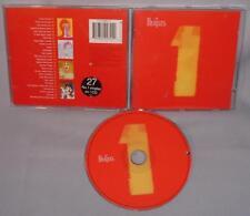 CD THE BEATLES 1 (ONE) MINT UK IMPORT