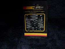 NOS MR Gasket Number 5011 Chrome 12 Point Oil Pan Bolt Kit for S/B Chev