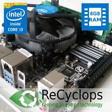 Mini ITX Bundle - i3-4130 CPU, 8GB matched RAM, Gigabyte GA-H81N Motherboard