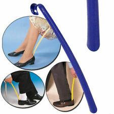 Extra Long Shoe Horn Handle Shoehorn Disability Aid Shoe Spoon Plastic Household