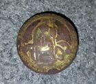Civil War Confederate Virginia Button (VA 15) 23mm  Dug Fredericksburg, Va.