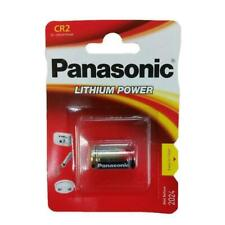 Panasonic Photo Lithium CR2 3V Camera Battery