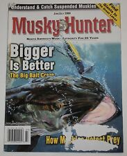 Musky Hunter Magazine June July 2009 - Find Giants in the Great Lakes
