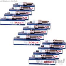 12 BOSCH DOPPELPLATIN ZÜNDKERZEN BMW 760i V12 F01 F02 F03 F04 7er ROLLS-ROYCE
