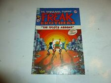 FABULOUS FURRY FREAK BROTHERS Comic - No 10 - Date 1987 - Ripp Off Press
