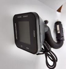 Scosche Tuneit FM Transmitter W/ Digital Display FM Stereo Flexible Neck