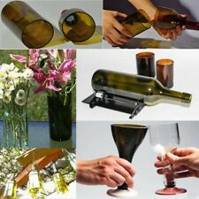 Glass Bottle Cutter Kit Craft Adjustable Art Cutting Machine Tool Jar Recycle AU