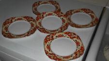 Red British Royal Albert Porcelain & China Tableware