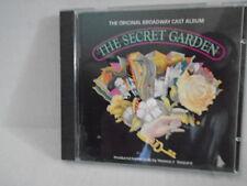 The Secret Garden Original Broadway Cast Album Columbia CD