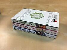 Edens zero (Vol.1 -3) English Manga Graphic Novels New