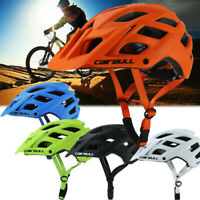 Unisex Adult Bicycle Helmet MTB Road Cycling Mountain Bike Sports Safety Cap