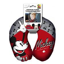 Almohada Almohadilla de Cuello de Niño Coche Posición Correcta Mickey Mouse 6433