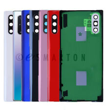 Samsung Galaxy Note 10 10 Plus Battery Door Back Cover Glass Rear Camera Lens