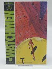 Watchmen #1 Dc Comics Rorschach Dr. Manhattan Silk Spectre Comedian Night Owl
