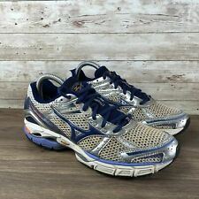 Mizuno Wave Inspire 8 Womens Size 8 Gray Athletic Training Running Shoes