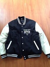 Grand Theft Auto V Official Leather Varsity Jacket Large