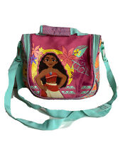 Disney Store One Size Moana Lunch Tote Bag Insulated